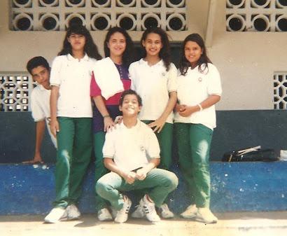 Foto da 7ª Série - 1994