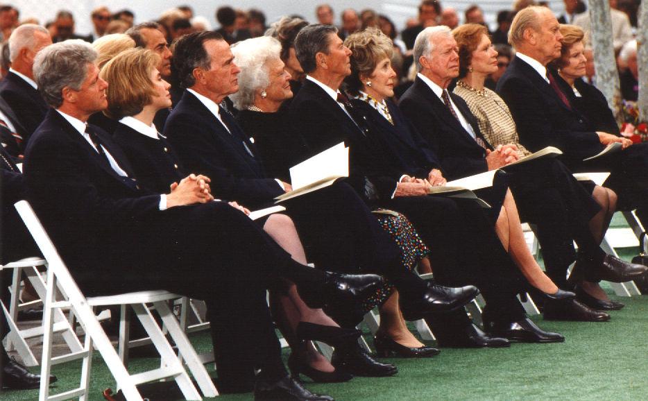 Richard Milhous Nixon Blog