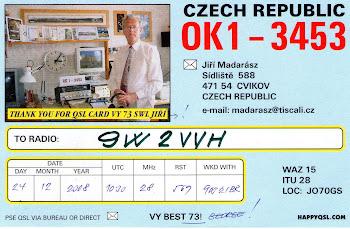 SWL Card Terkini
