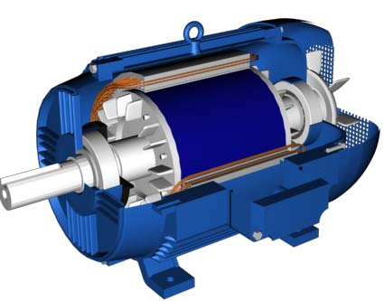 Preventive maintenance of electric motors