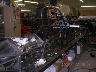 Tom Yancer Race Cars October
