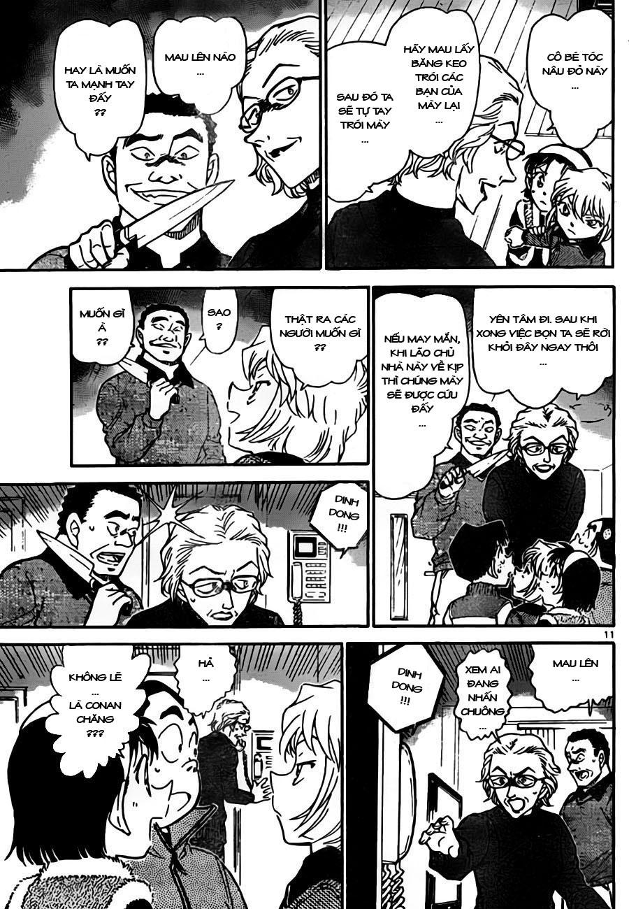 Detective Conan - Thám Tử Lừng Danh Conan chap 761 page 12 - IZTruyenTranh.com