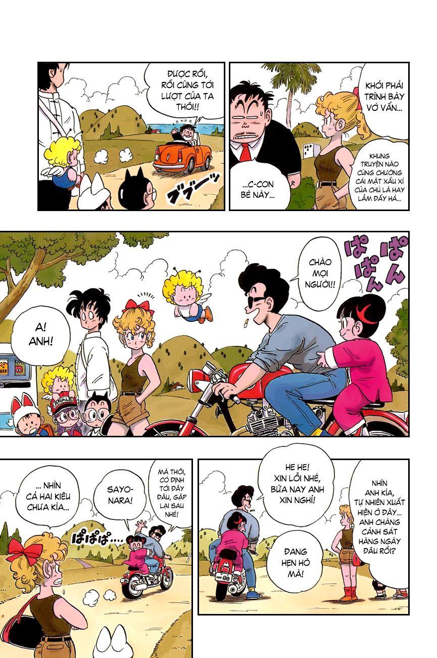 Dragon Ball - Bảy Viên Ngọc Rồng trang 4