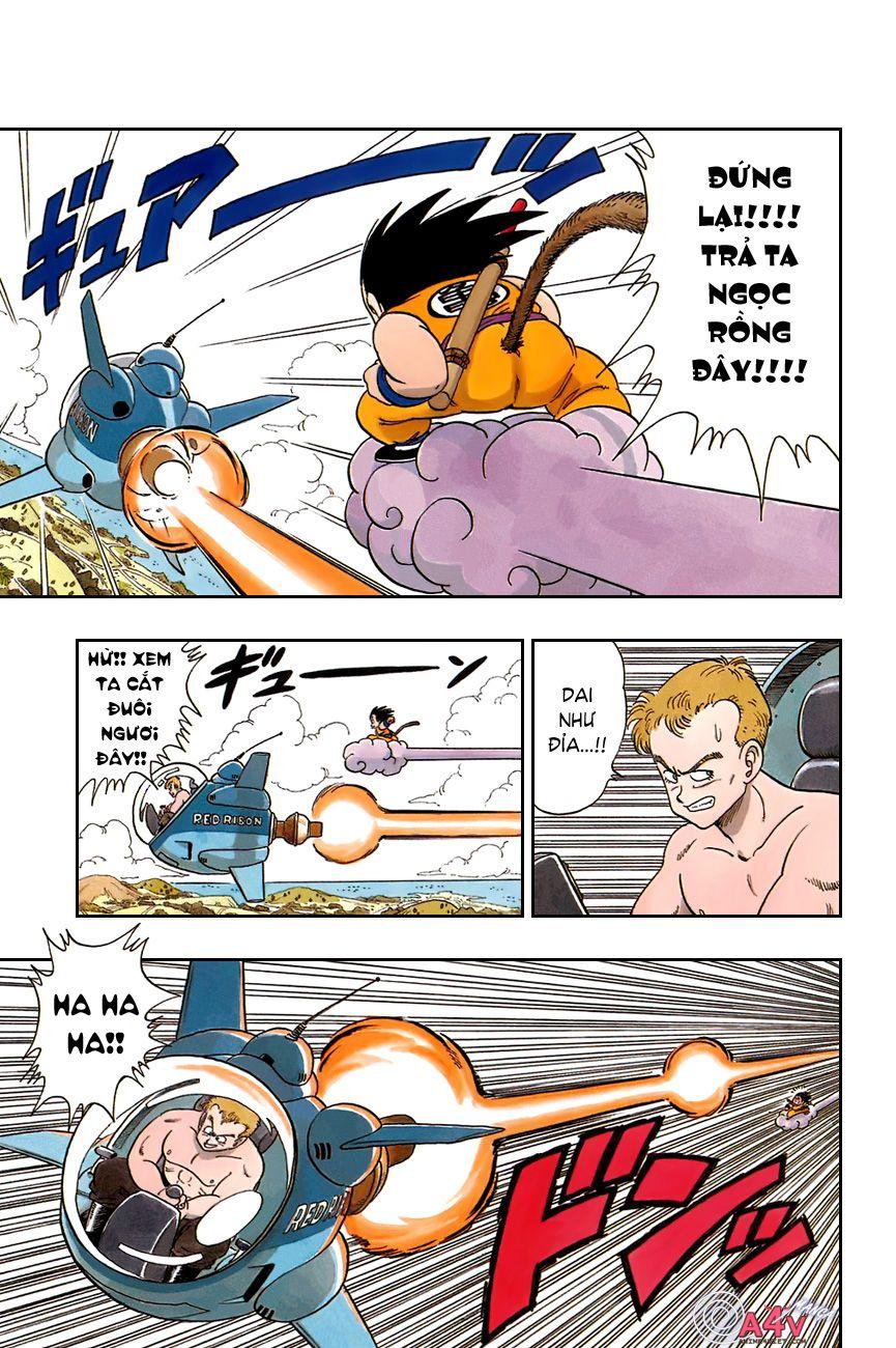 Dragon Ball - Bảy Viên Ngọc Rồng trang 8