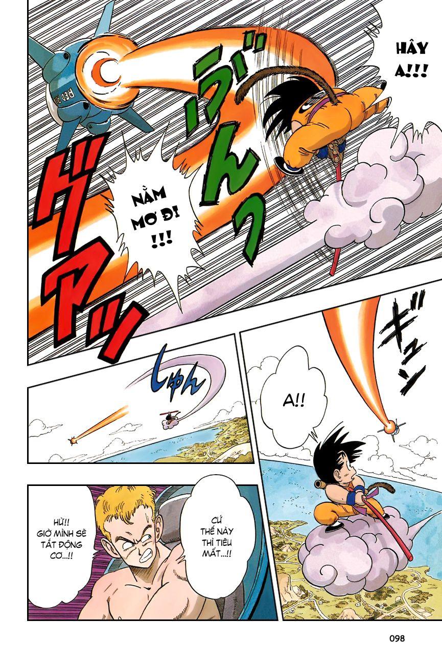 Dragon Ball - Bảy Viên Ngọc Rồng trang 11