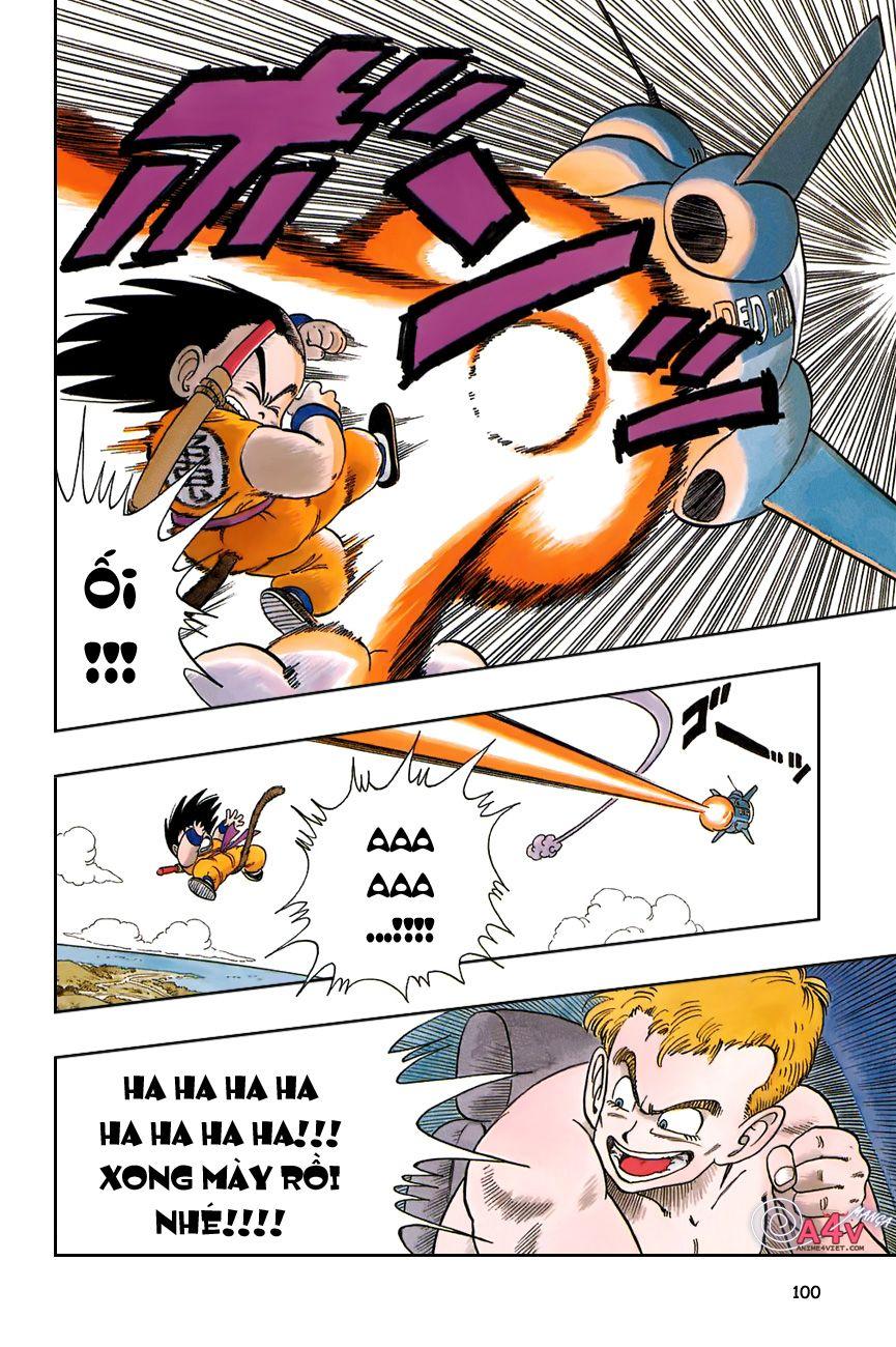 Dragon Ball - Bảy Viên Ngọc Rồng trang 13