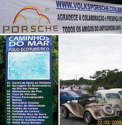 Evento do VolksPorsche