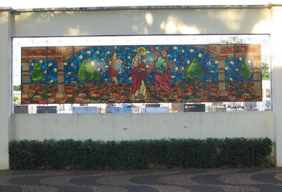 Muro em Paulínia