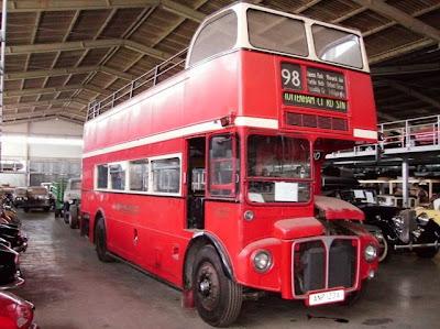 Transporte coletivo inglês