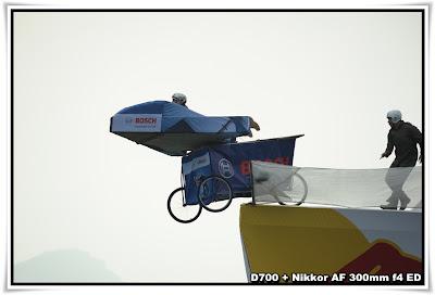 Red Bull飛行日