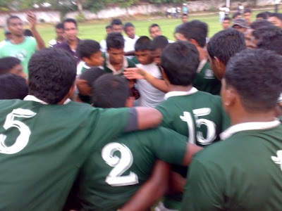 Rugby: Isipathana awarded win after Royal walk off
