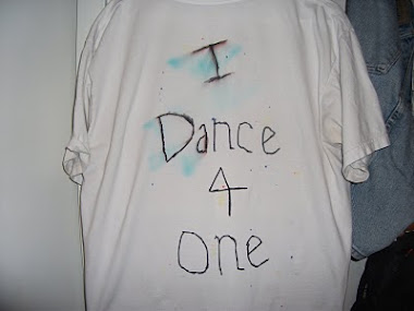 dance4ONE beginnings...