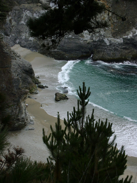 Big Sur, California, August, 2008
