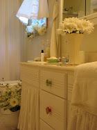 Master bath ...Creamy White...