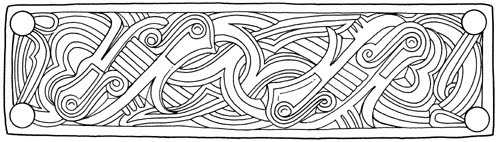 Design Context Nordic Games Viking Patterns