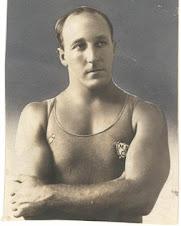 En memoria a los nadadores muertos durante las Guerras