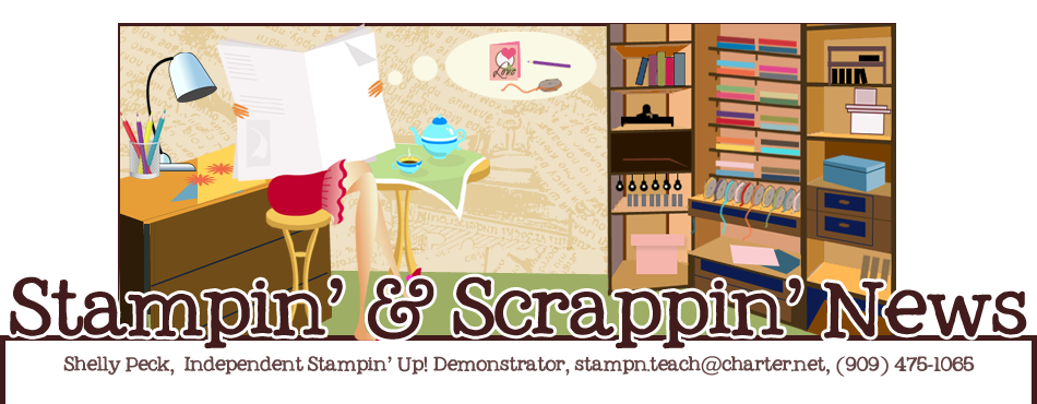 Stampin&#39; &amp; Scrappin&#39; News