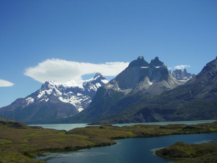 Circuito W Torres Del Paine Camping : Circuito w em torres del paine acampamento grande