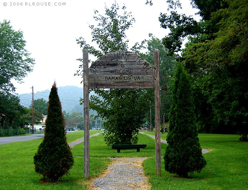 Margy's Musings: Appalachian Mountains and Trail
