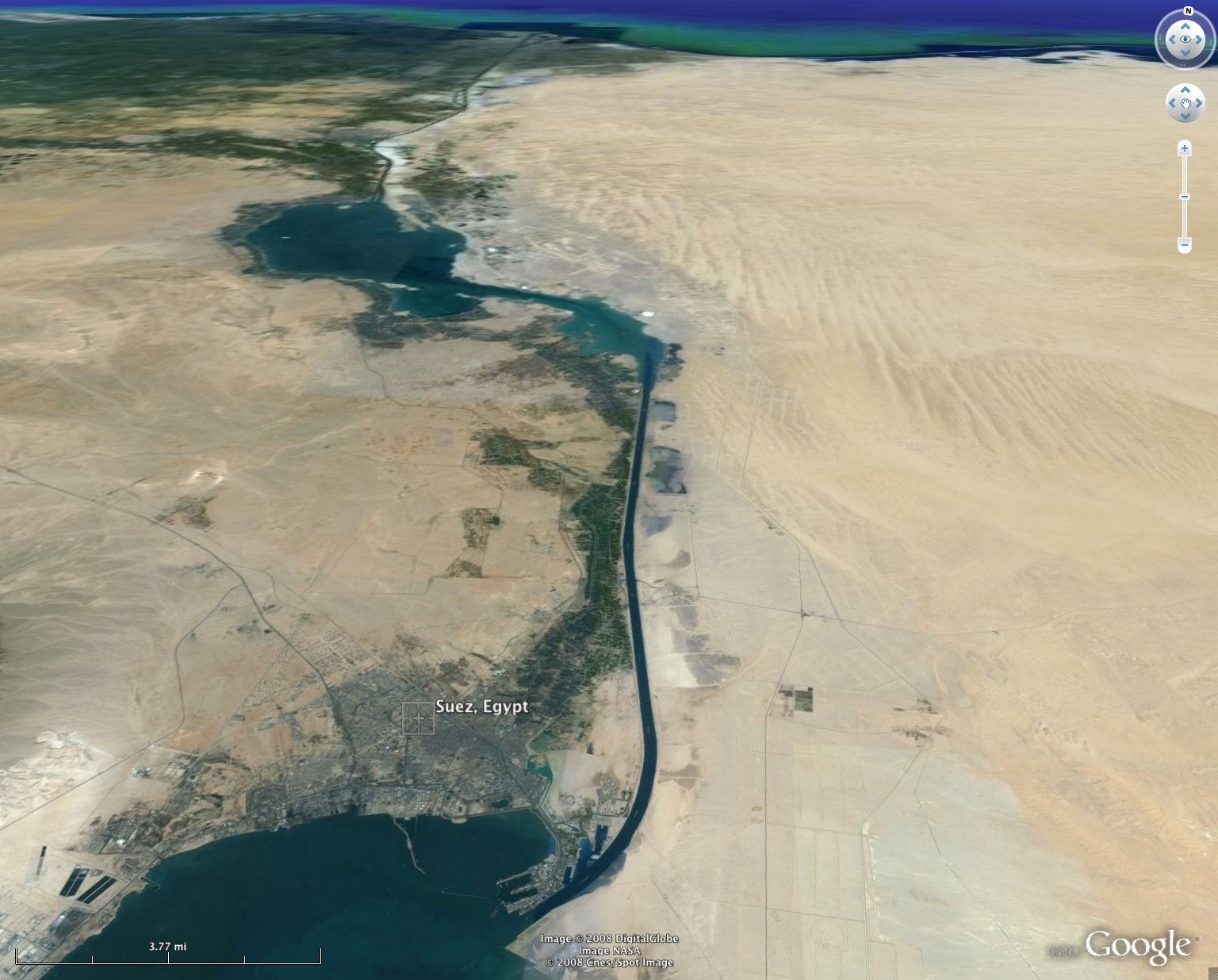 suez canal The variation of sea level at 11 stations distributed along the suez canal was  studied during the period from 1980 to 1986 the ranges of variation in daily  mean.
