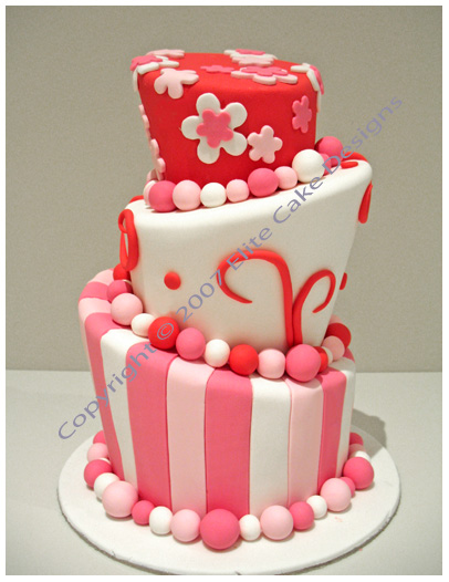 Birthday Cake Design Photos : Margy s Musings: Cake Designs