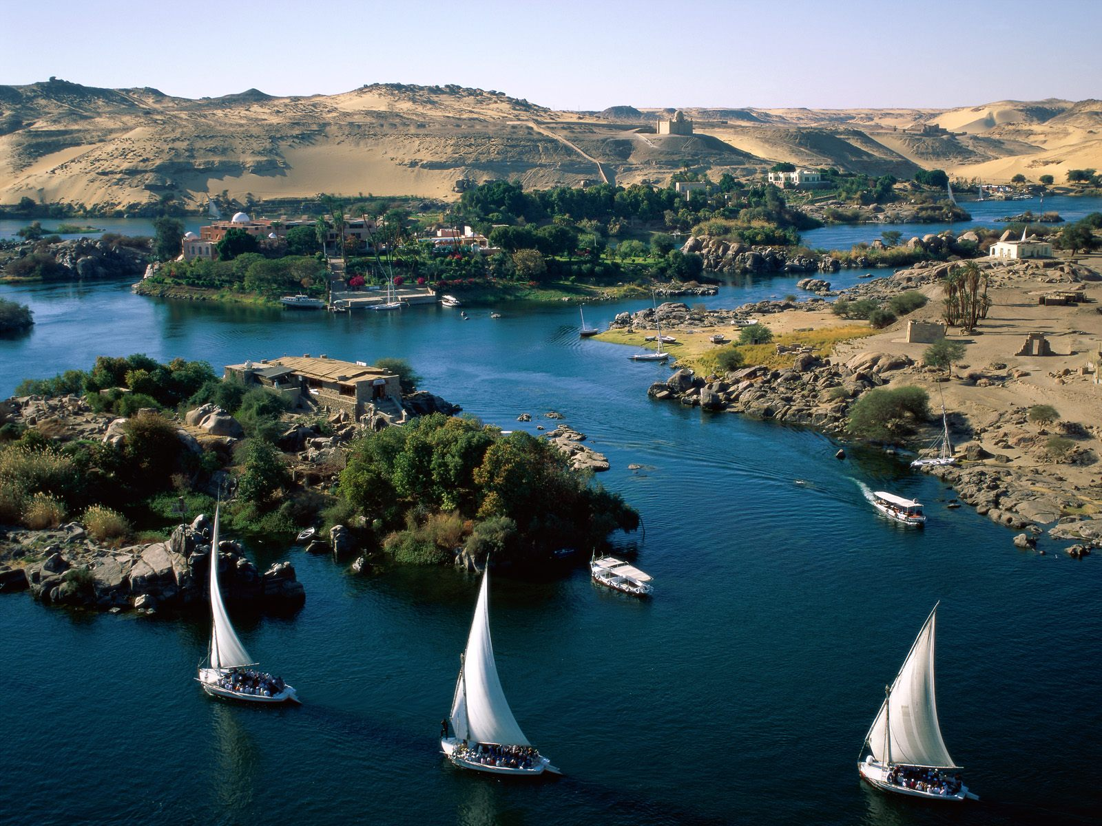 Margy 39 s Musings The Nile River