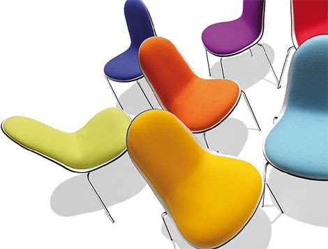 Colored Furniture Extraordinary Of Bright Colored Chairs Images