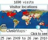 Visitors in 2009