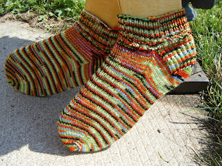 Knitting Pattern For Highland Dance Socks : The Knitted Squirrel: Highland Dancing, Socks and More ...