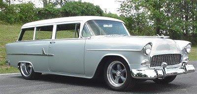1955 Chevrolet 210 Station Wagon
