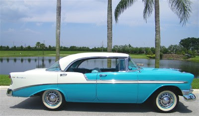 1950 to 1959 classic chevrolet cars and trucks 1956 for 1956 chevy belair 4 door for sale