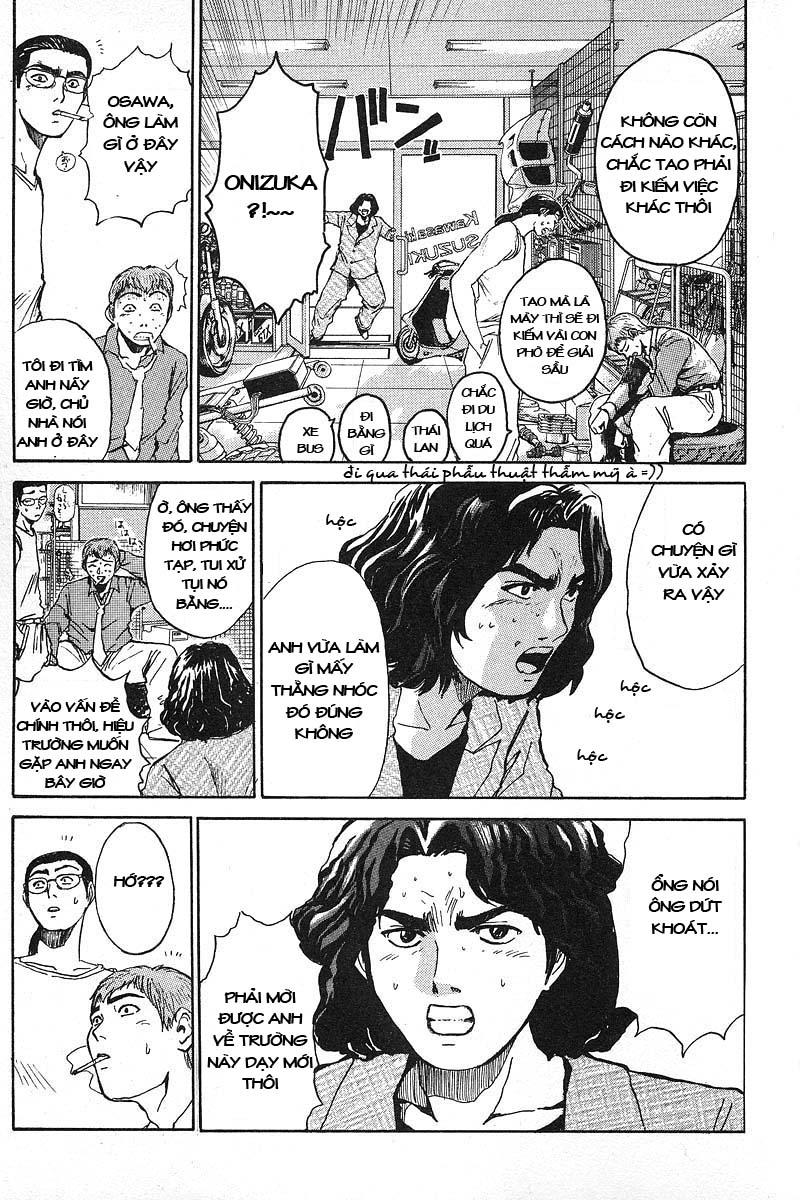 Great Teacher Onizuka chap 3 Trang 22 - Mangak.info