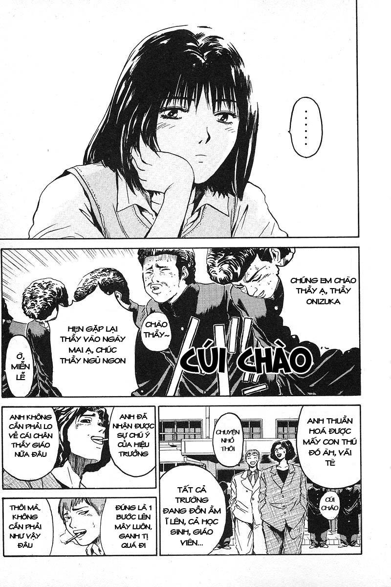 Great Teacher Onizuka chap 3 Trang 25 - Mangak.info