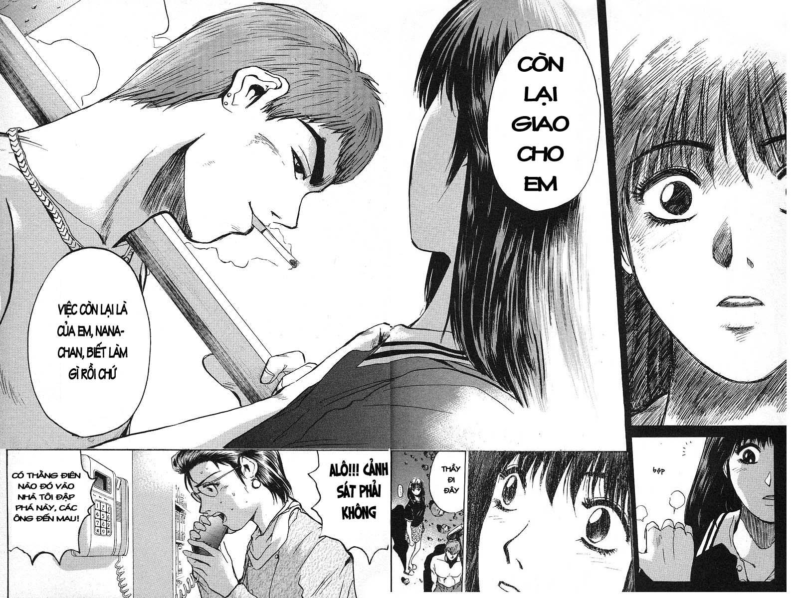 Great Teacher Onizuka chap 6 Trang 9 - Mangak.info