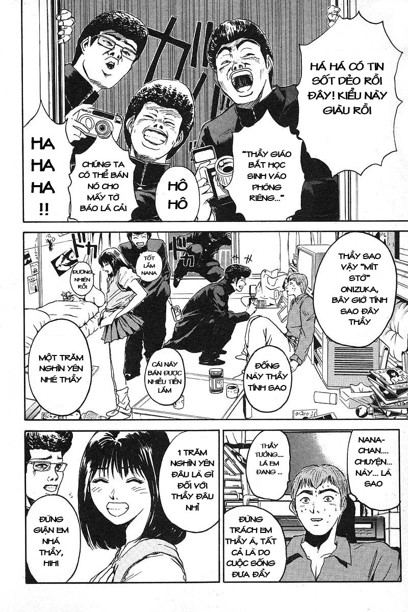 Great Teacher Onizuka chap 3 Trang 10 - Mangak.info