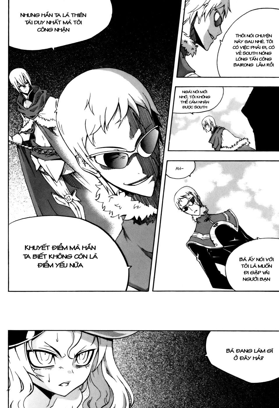 Witch Hunter – Thợ Săn Phù Thủy chap 36 page 7 - IZTruyenTranh.com