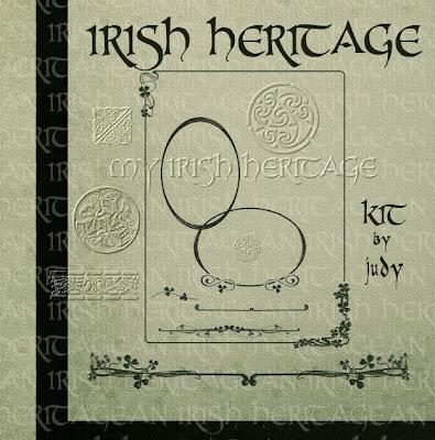 Irish Heritage Scrapkit_click to enlarge