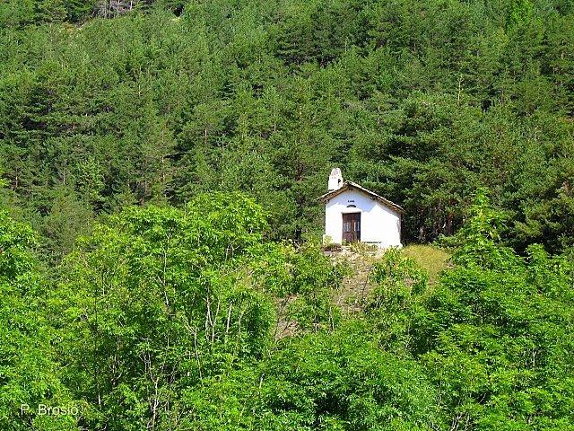Lady Chapel at Savoulx