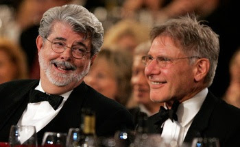indiana jones 5 harrison ford y george lucas