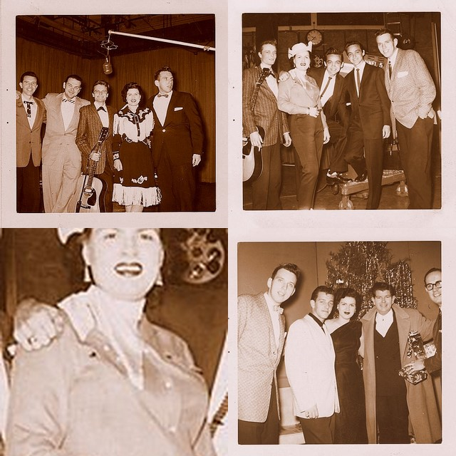 The Patsy Cline Blog Collage