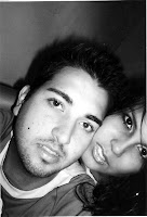 Vanderson e Danielle Bastos