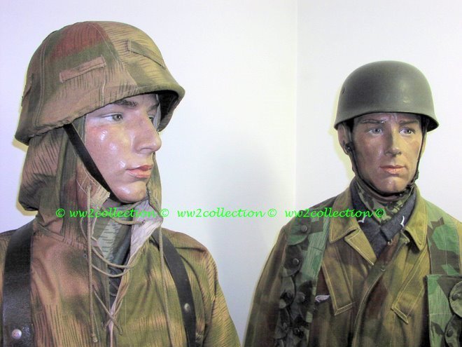 Sumpftarnmuster Camouflage Helmet Cover