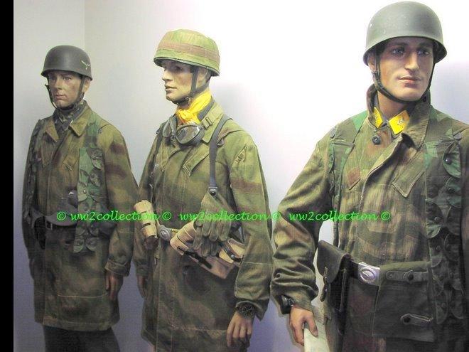 WW2 Jump smock German Paratrooper Fallschirmjager