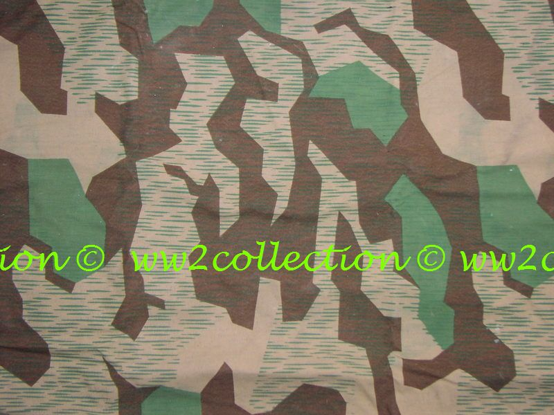 WW2 German splinter camo