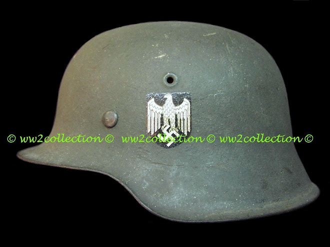 Heeres Stahlhelm M42 helmet