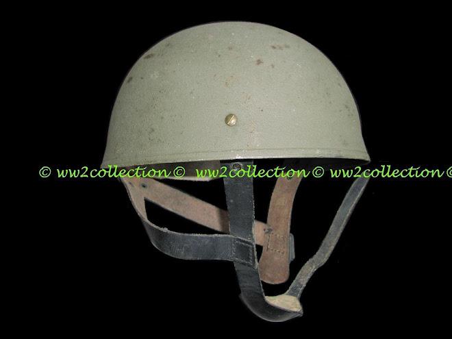 Helmet Paratrooper England WW2