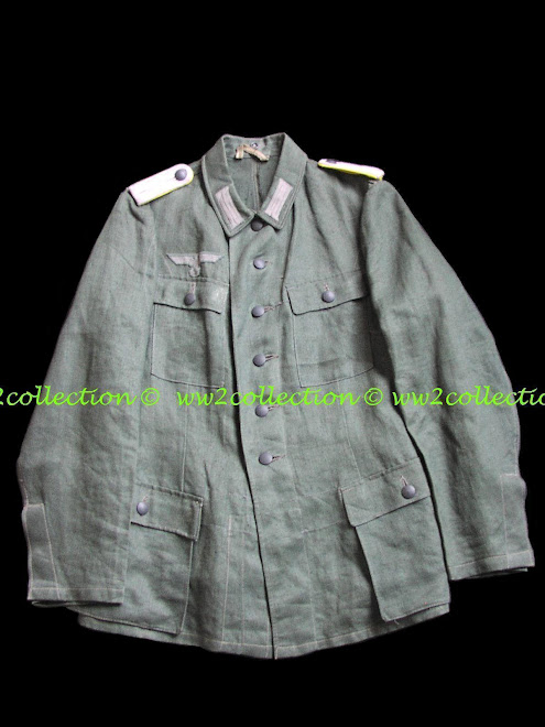 WW2 German Army Tunic
