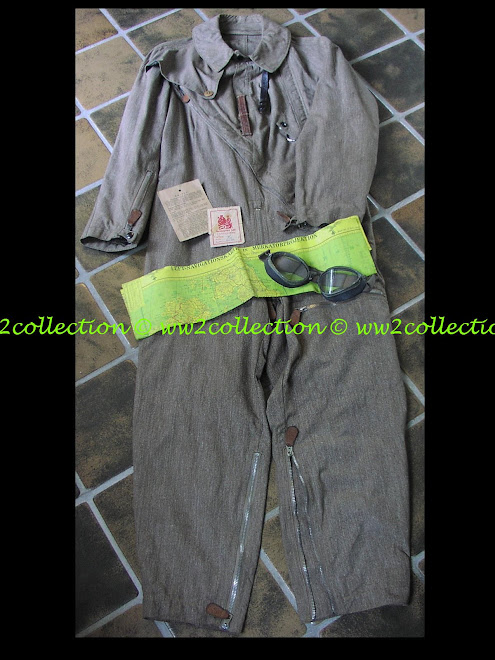 WW2 German Flight Suit