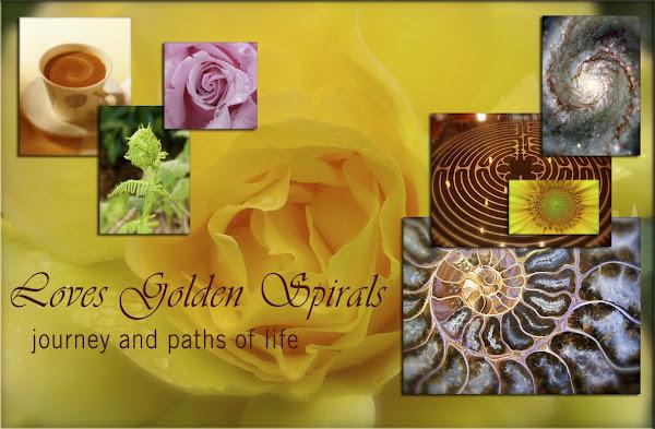 Loves Golden Spirals