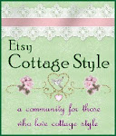 Etsy Cottage Style Blog